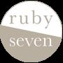 ruby seven Logo